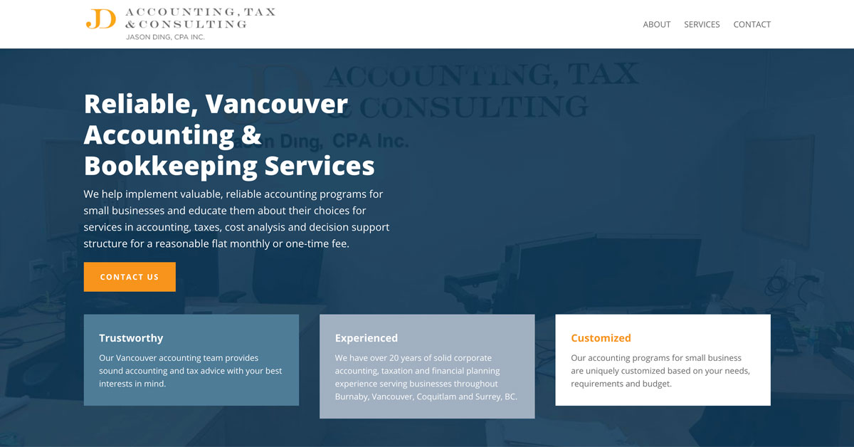 Burnaby accountant